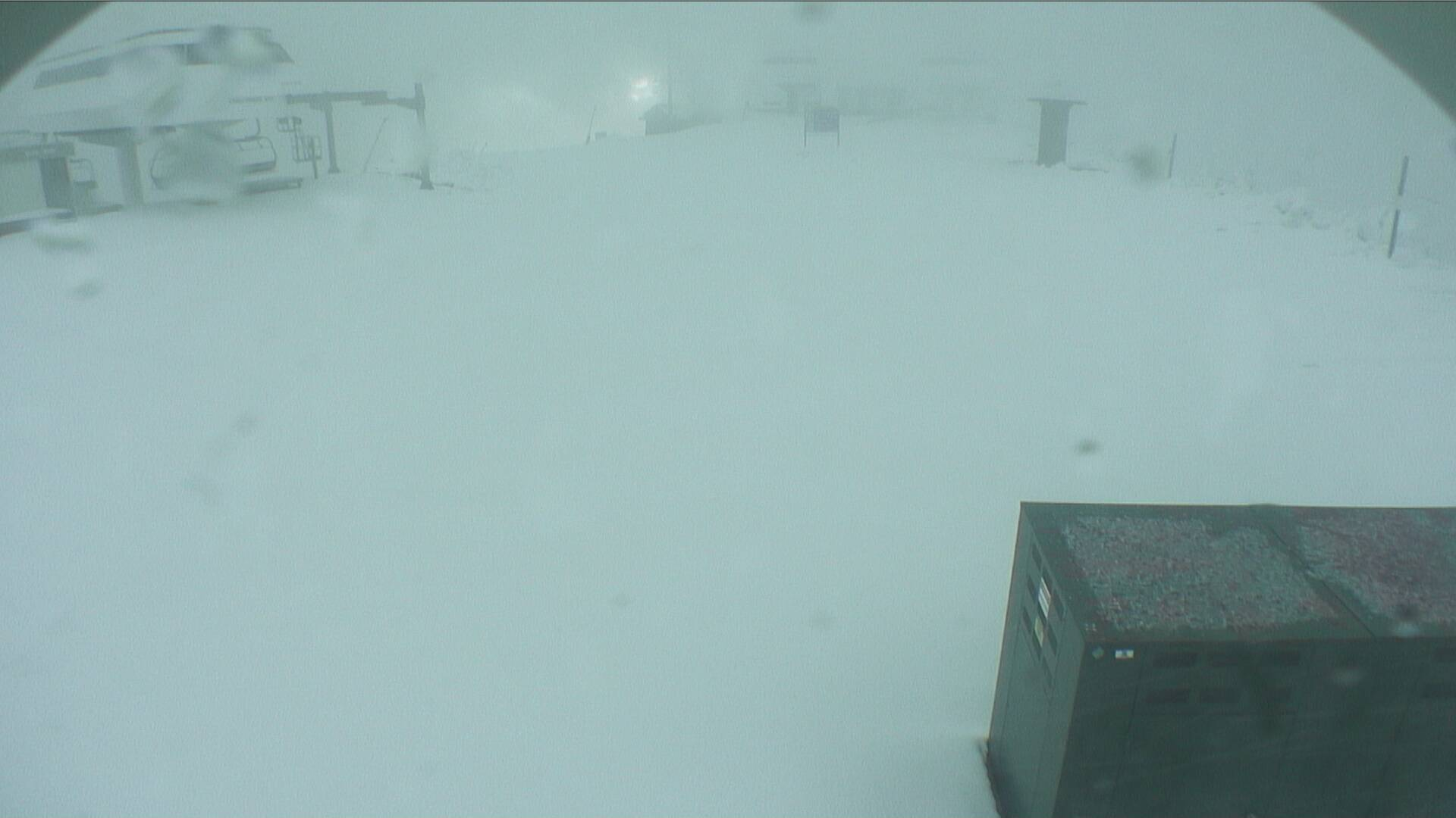 Full sized web camera from the top of Lookout Restaurant on Bald Mountain